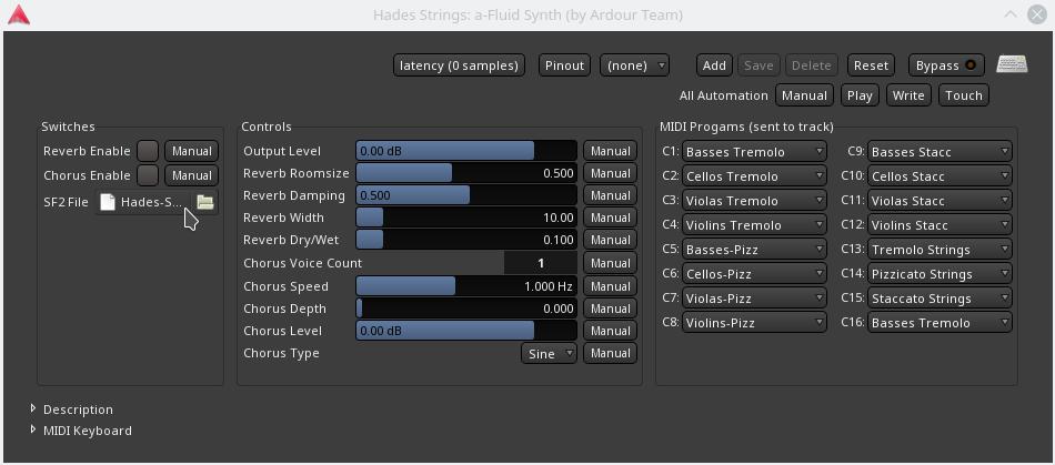 8 Bit Soundfont Musescore